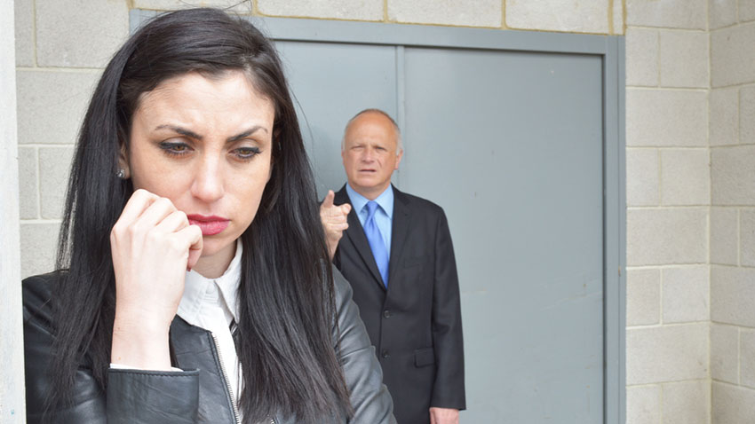 Employer: Bullying at work