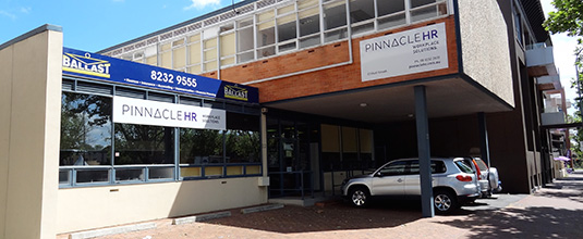 Pinnacle HR Office